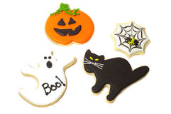 Halloween cookies Royalty Free Stock Image