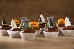 Halloween cookies Royalty Free Stock Image