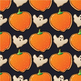 Halloween Cookies 8 Royalty Free Stock Image