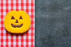 Halloween cookies. Stock Images