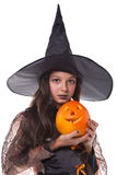 Halloween costume Royalty Free Stock Images
