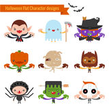 Halloween costume Royalty Free Stock Photos