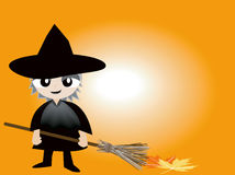 Halloween Costume Series stock image