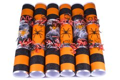 Halloween Crackers Royalty Free Stock Image