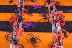 Halloween Crackers Royalty Free Stock Photos
