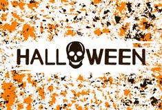 Halloween creative background Royalty Free Stock Image