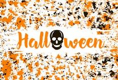 Halloween creative background Stock Photography