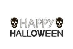 Halloween creative background Royalty Free Stock Photos