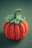 Halloween crochet for home decorating Stock Photography
