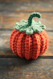 Halloween crochet for home decorating stock images