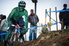 Halloween Cross Crusade Cyclocross Royalty Free Stock Images