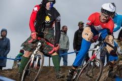Halloween Cross Crusade Cyclocross Stock Image