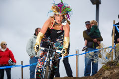 Halloween Cross Crusade Cyclocross Stock Photo