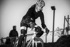 Halloween Cross Crusade Cyclocross Royalty Free Stock Photography
