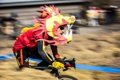 Halloween Cross Crusade Cyclocross Stock Photos