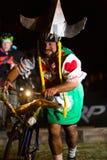 Halloween Cross Crusade Cyclocross Royalty Free Stock Image