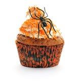 Halloween cupcake Royalty Free Stock Images