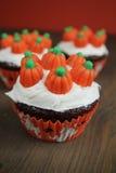 Halloween cupcake Royalty Free Stock Photography
