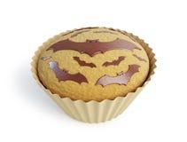 Halloween cupcake Royalty Free Stock Photos