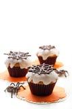 Halloween cupcake Royalty Free Stock Photo