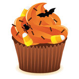 Halloween cupcakePrint Stock Photography