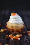 Halloween Cupcakes Royalty Free Stock Photo
