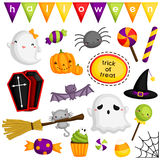 Halloween Cute Item Royalty Free Stock Photos