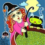 Halloween royalty free illustration