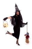 halloween czarownica Obraz Stock