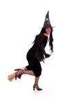 halloween czarownica Obraz Royalty Free