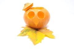 halloween dźwigarka latern o Zdjęcia Stock