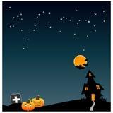 Halloween-dag vector illustratie