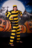 Halloween Dalton character royalty free stock images