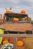 Halloween dans Gardaland, Italie Photo stock
