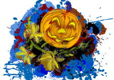 Halloween day Stock Images