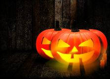 Halloween Day Background Stock Image