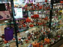 Halloween day 2017. BANGKOK THAILAND- OCTOBER 09: DISO Shop start to sale Halloween collection product for Halloween day 2017 Stock Photo