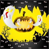 Halloween day Royalty Free Stock Photography
