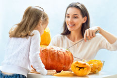 Halloween day Stock Photography