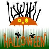 Halloween day vector Stock Image