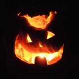 Halloween-de Lantaarn van Hefboomo' het Rotten Stock Foto's