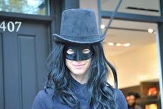 Halloween, de stad van New York, 2014 Royalty-vrije Stock Afbeeldingen