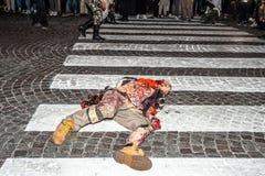 Halloween dead zombie Stock Photos