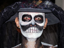 Halloween death Royalty Free Stock Photos