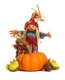Halloween-decoratie stock foto