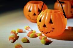 Halloween-decoratie Royalty-vrije Stock Foto's