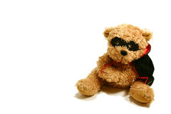 Halloween Decoration. Teddy Bear Royalty Free Stock Photography