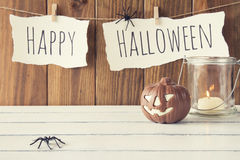Halloween decoration Royalty Free Stock Photography