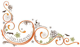 Halloween decoration Stock Photography
