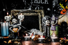 Halloween decoration Royalty Free Stock Photos